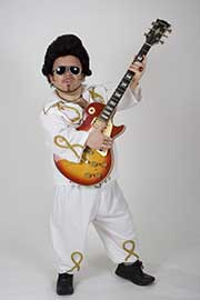 dwarf elvis for hire